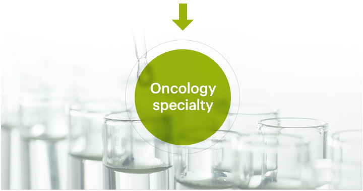 Oncology specialty